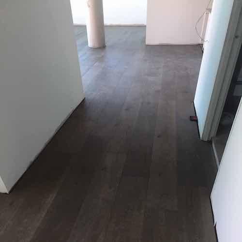 Hallway Embelton Engineered Flooring