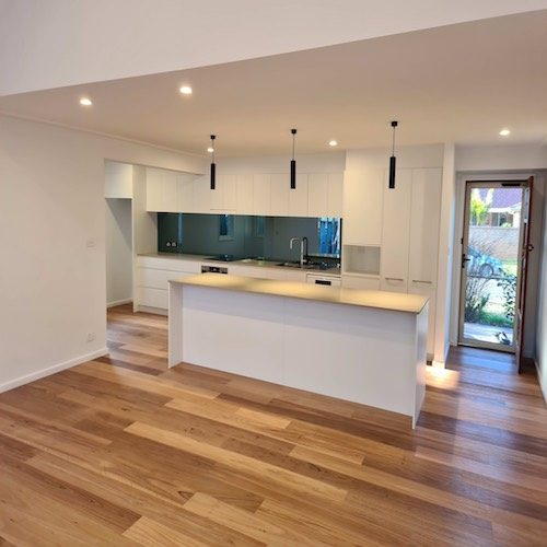 Kitchen Boral Blackbutt